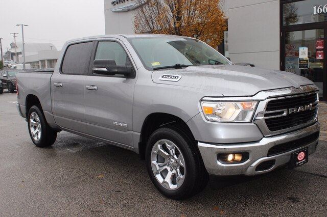 2019 Ram 1500 Crew Cab 4x4, Pickup #RU579A - photo 8