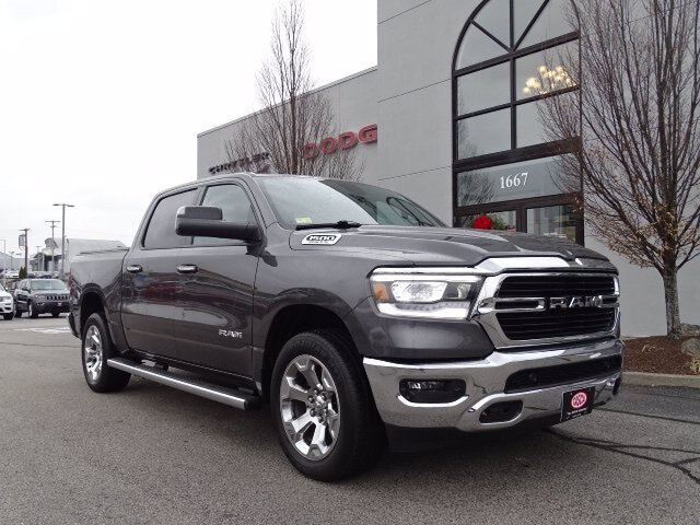 2019 Ram 1500 Crew Cab 4x4, Pickup #RU697 - photo 1