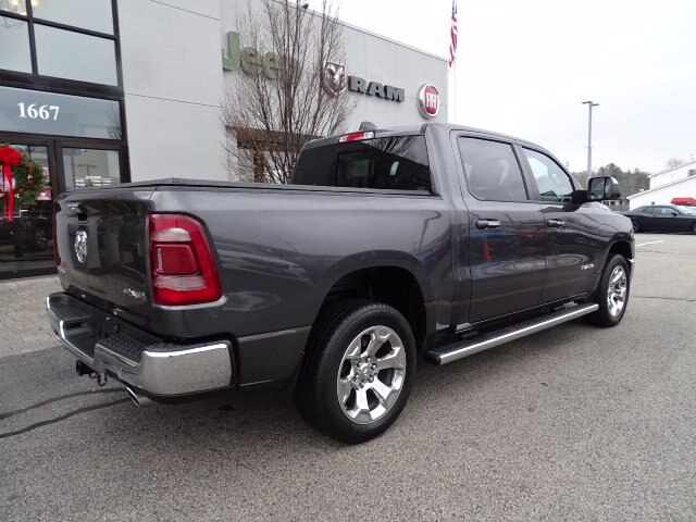 2019 Ram 1500 Crew Cab 4x4, Pickup #RU697 - photo 3