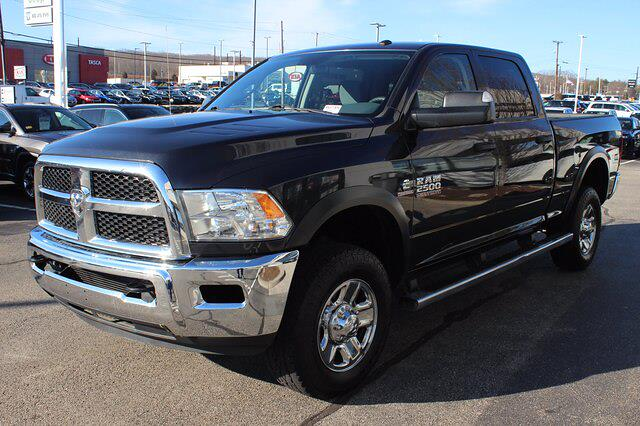 2018 Ram 2500 Crew Cab 4x4, Pickup #RU745 - photo 3