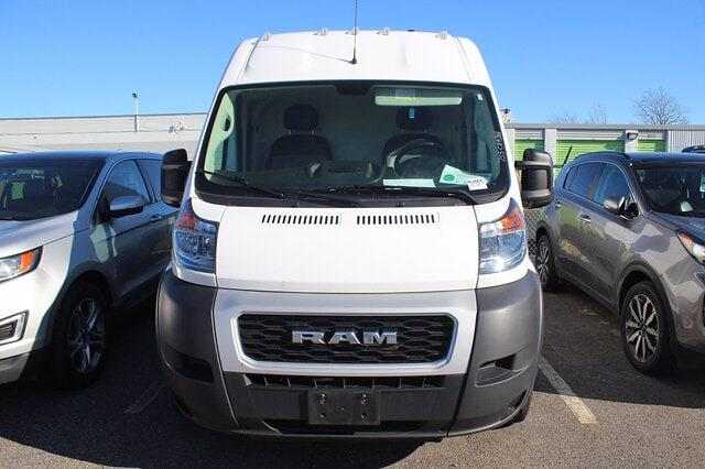 2019 Ram ProMaster 1500 High Roof FWD, Empty Cargo Van #RU865 - photo 3