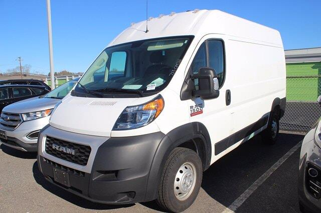 2019 Ram ProMaster 1500 High Roof FWD, Empty Cargo Van #RU865 - photo 4