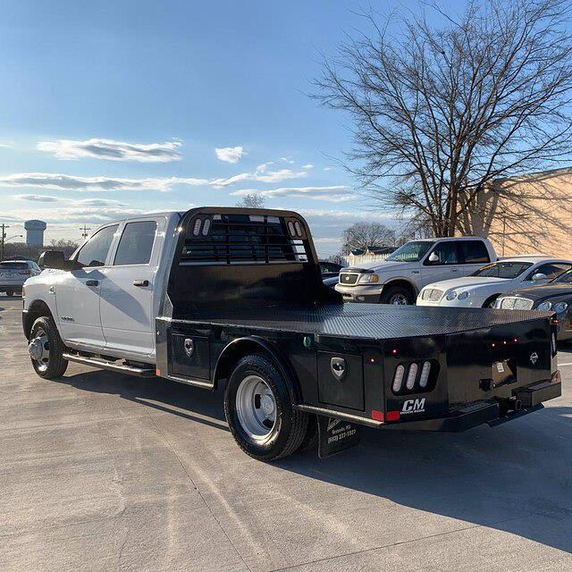 2019 Ram 3500 Crew Cab DRW 4x2, CM Truck Beds Platform Body #RU878 - photo 1