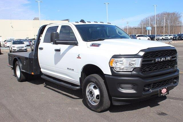 2019 Ram 3500 Crew Cab DRW 4x2, CM Truck Beds Platform Body #RU878 - photo 3