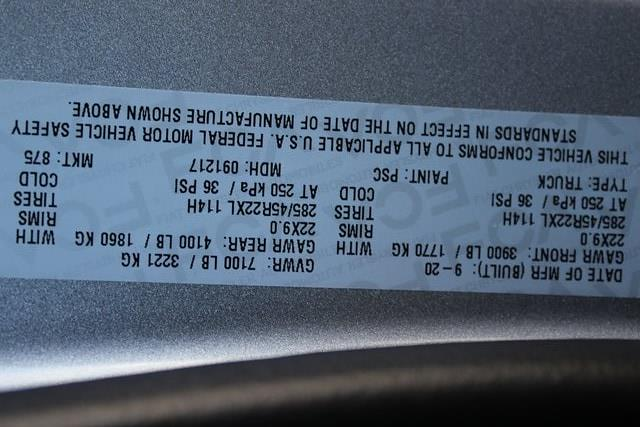 2021 Ram 1500 Crew Cab 4x4, Pickup #RU899 - photo 38