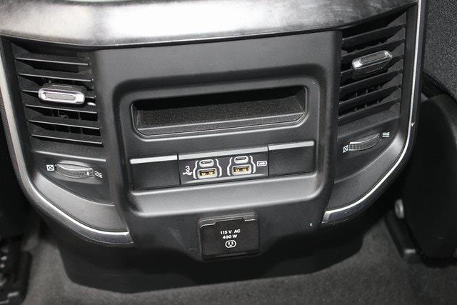2020 Ram 1500 Crew Cab 4x4, Pickup #RU965 - photo 23