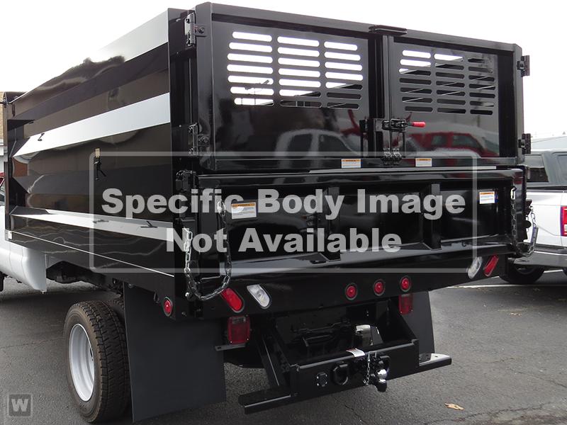 2020 Ford F-550 Crew Cab DRW 4x4, Royal Truck Body Landscape Dump #LEE90410 - photo 1