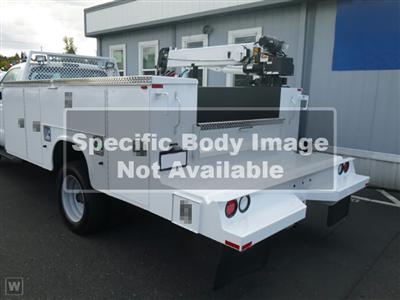 2021 Ford F-550 Regular Cab DRW 4x4, Knapheide Crane Body Mechanics Body #G7471 - photo 1