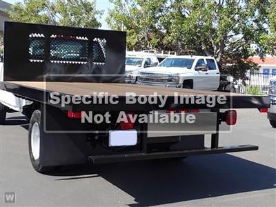 2021 Chevrolet Silverado 3500 Crew Cab 4x4, Hillsboro 2000 Series Aluminum Platform Body #ZT10374 - photo 1