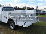 2017 F-550 Regular Cab DRW Service Body #T9461 - photo 1