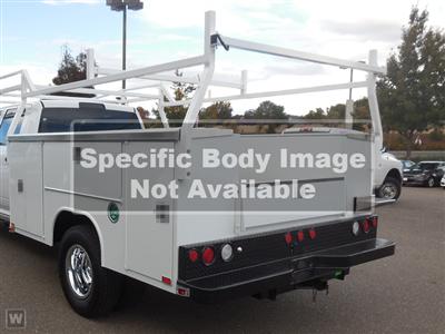 2021 Ram 5500 Regular Cab DRW 4x4,  Duramag Canopy Service Body #T21265 - photo 1