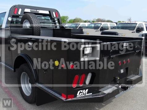2019 F-350 Regular Cab DRW 4x4, CM Truck Beds Platform Body #A11295 - photo 1