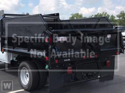 2021 Chevrolet Silverado 3500 Regular Cab 4x4, Crysteel Dump Body #ZT10612 - photo 1