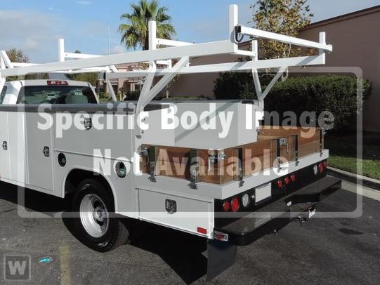 2019 Chevrolet Silverado 5500 Regular Cab DRW RWD, Harbor Combo Body #KH598101 - photo 1