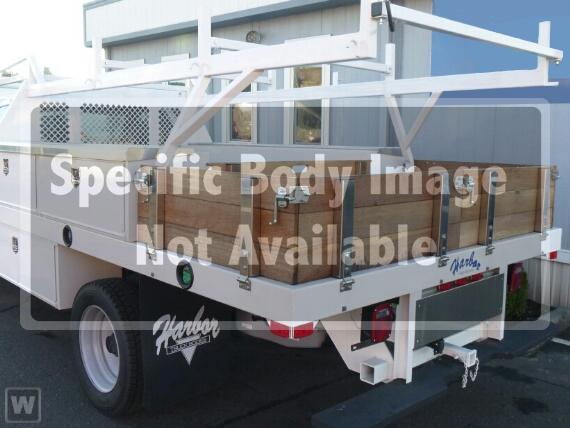 2020 Ford F-450 Crew Cab DRW 4x2, Harbor Contractor Body #00V00821 - photo 1