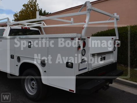 2018 Silverado 3500 Regular Cab DRW 4x2,  Knapheide Standard Service Body #JF217092 - photo 1