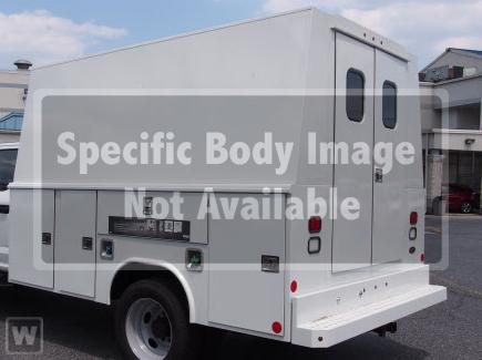 2020 Ford F-550 Super Cab DRW 4x4, Reading Service Body #N9676 - photo 1