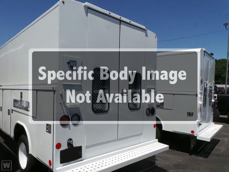 2019 E-350 4x2, Reading Service Utility Van #KDC43261 - photo 1