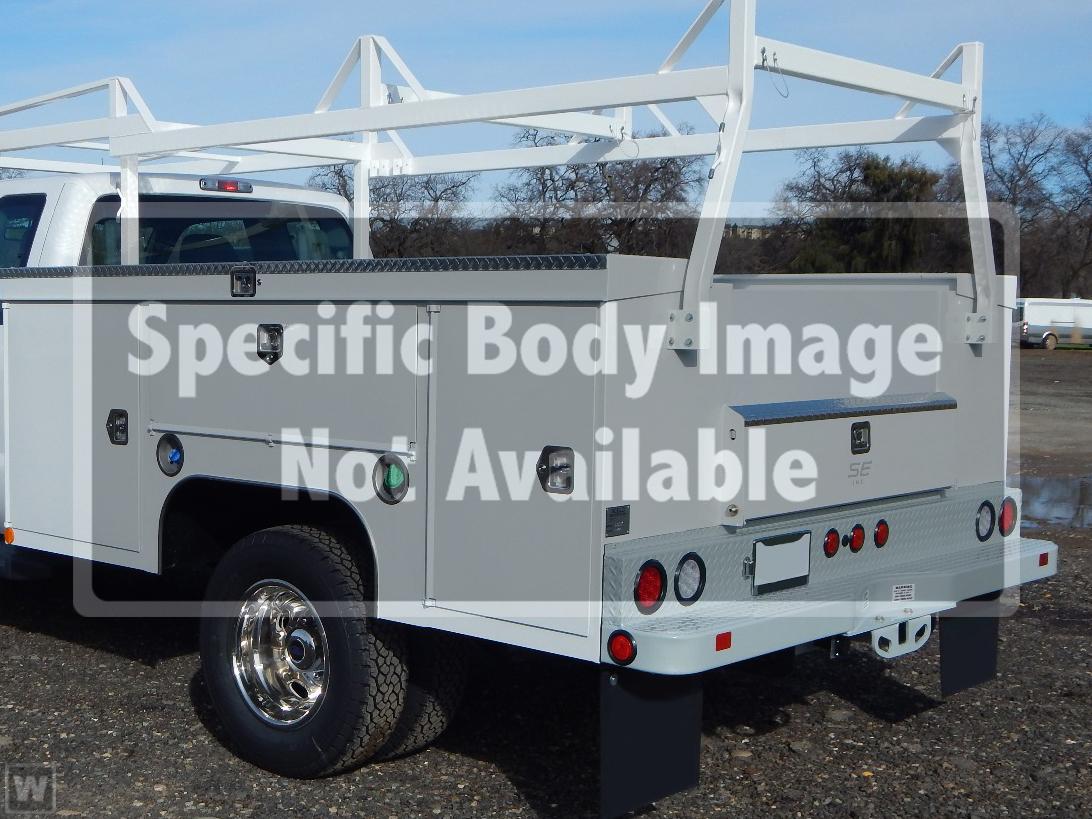 2020 Ford F-450 Regular Cab DRW RWD, Scelzi Service Body #LEC54760 - photo 1