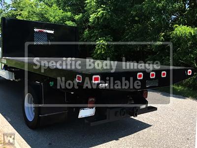 2020 Ford F-550 Crew Cab DRW 4x4, Knapheide Value-Master X Stake Bed #CR7399 - photo 1