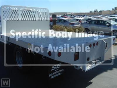 2019 F-550 Crew Cab DRW 4x4, Scelzi SFB Stake Bed #F85534 - photo 1