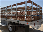 2019 F-650 Regular Cab DRW 4x2, Scelzi SFB Stake Bed #F13542 - photo 1