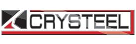 Crysteel logo