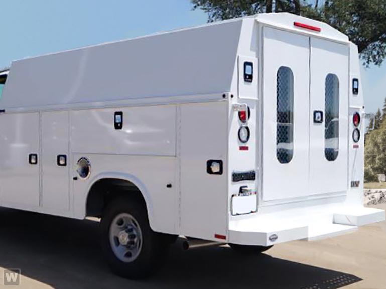 2020 Chevrolet Express 3500 4x2, Knapheide Service Utility Van #L1251211 - photo 1