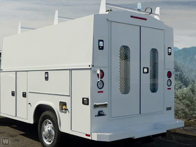 2019 Ford E-350 RWD, Knapheide Service Utility Van #19F0004 - photo 1