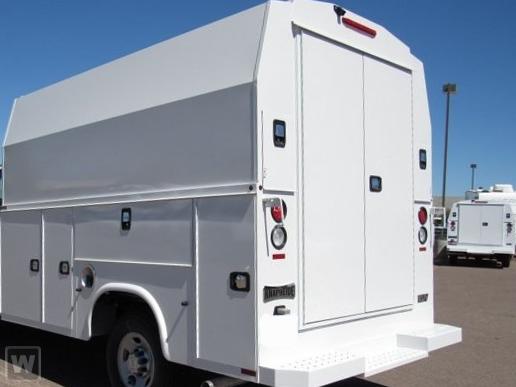 2020 Chevrolet Express 3500 4x2, Knapheide Service Utility Van #C159603 - photo 1