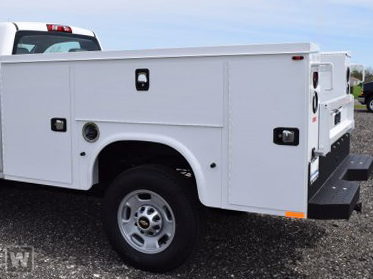 2020 Chevrolet Silverado 2500 Double Cab 4x2, Knapheide Service Body #LF284221 - photo 1
