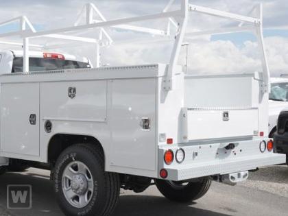 2021 Chevrolet Silverado 2500 Regular Cab 4x2, Scelzi Service Body #M189402 - photo 1