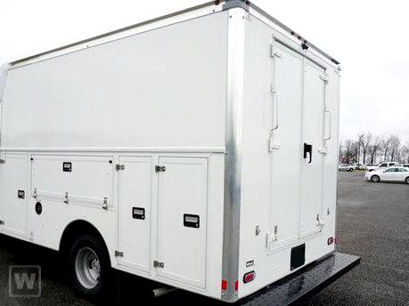 2020 Chevrolet Express 3500 4x2, Supreme Service Utility Van #L1261258 - photo 1