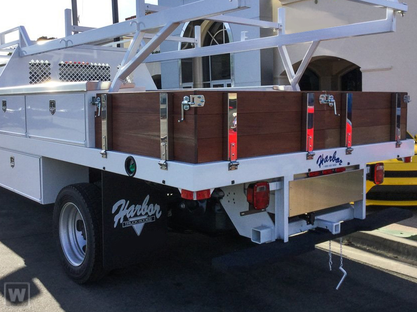 2020 Ram 5500 Crew Cab DRW 4x4, Harbor Standard Contractor Body #T0R492 - photo 1