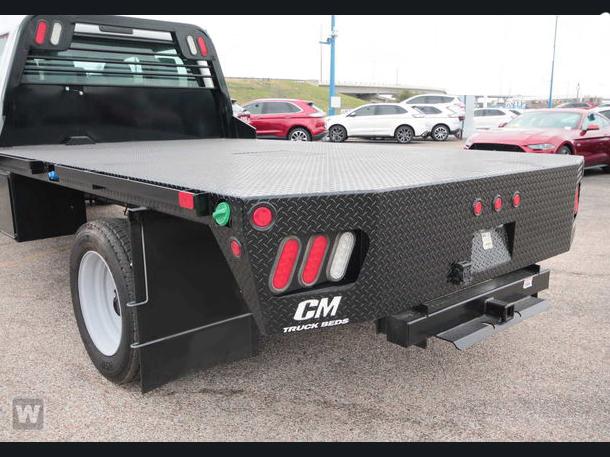 2019 F-550 Super Cab DRW 4x4, CM Truck Beds Platform Body #F85869 - photo 1
