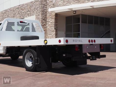 2020 Ford F-550 Regular Cab DRW 4x2, Royal Truck Body Platform Body #LDA14872 - photo 1