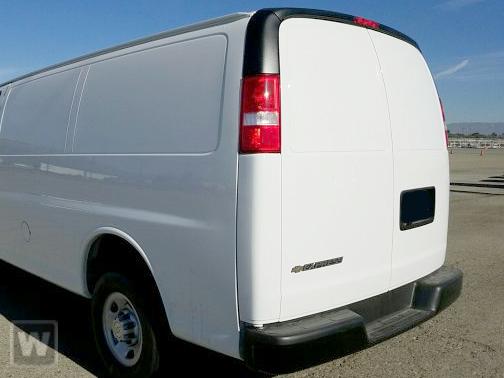 2020 Chevrolet Express 2500 RWD, Masterack Upfitted Cargo Van #L1239809 - photo 1