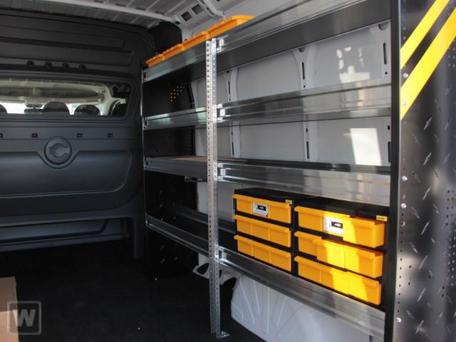 2020 Ram ProMaster 3500 High Roof FWD, CrewVanCo Cabin Conversion Crew Van #M20640 - photo 1