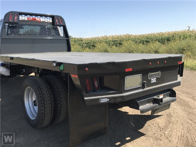 2019 Ram 3500 Regular Cab DRW 4x2, Knapheide PGNB Gooseneck Platform Body #19389 - photo 1
