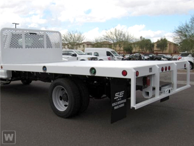 2020 Ford F-450 Regular Cab DRW 4x2, Scelzi WFB Platform Body #4G62633 - photo 1