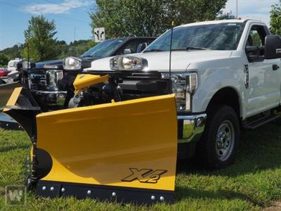 2020 Ford F-350 Regular Cab 4x4, Fisher Snowplow Pickup #CR7687 - photo 1