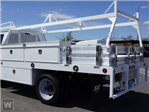 2018 F-550 Regular Cab DRW 4x2,  Scelzi CTFB Contractor Body #FJ4545DT - photo 1