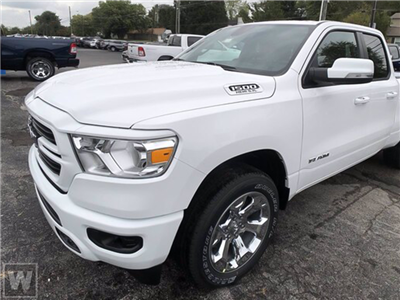 2021 Ram 1500 Quad Cab 4x4, Pickup #C21607 - photo 1