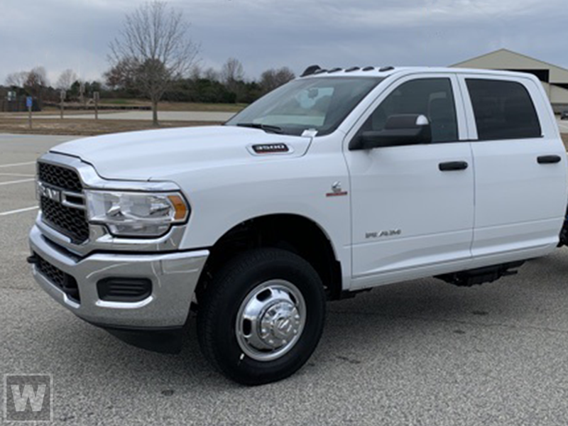 2021 Ram 3500 Crew Cab DRW 4x4, Knapheide Service Body #T1R306 - photo 1