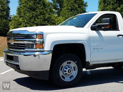 2017 Silverado 2500 Regular Cab, Royal Service Bodies Utility #M171407 - photo 1