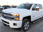 2017 Silverado 2500 Crew Cab 4x4, Pickup #HF226319 - photo 1
