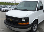2017 Express 3500, Harbor WorkMaster Service Utility Van #HN002168 - photo 1