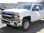 2017 Silverado 3500 Crew Cab 4x4, Pickup #HF240218 - photo 1