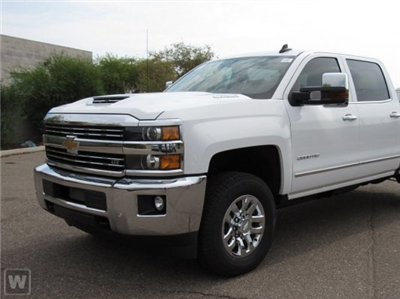 2018 Silverado 2500 Crew Cab 4x4 Pickup #JF185453 - photo 1