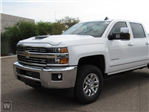 2018 Silverado 2500 Crew Cab 4x4 Pickup #JF186144 - photo 1